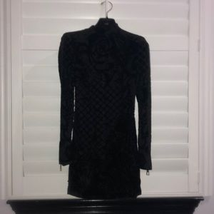 Balmain x HaM dress